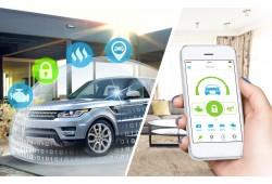 Установка автосигнализаций с GSM управлением