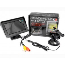 Монитор для камеры заднего вида C3 4.3