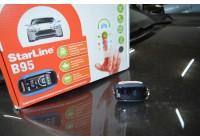 Установка Starline B95 BT 2CAN-LIN GSM