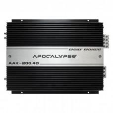 Alphard AAK-200.4D усилитель
