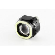 Биксеноновый модуль Clearlight 2,5 черный с LED подсветкой (1шт)
