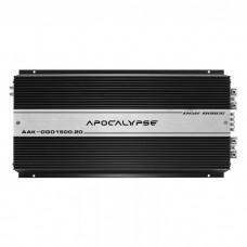 Alphard AAK OGO-1500.2D усилитель