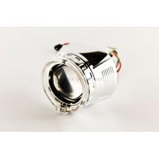 Биксеноновый модуль Clearlight 2,5 серебро с LED подсветкой (1шт)