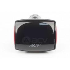 ACV FMT-142 FM-трансмиттер красный