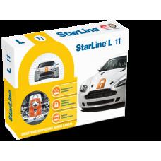 StarLine L11+ электромеханический замок капота