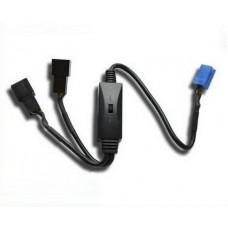 CDC/MP3 кабель с переключателем Honda