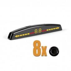 ParkMaster BS2651 Система контроля слепых зон + парктроники