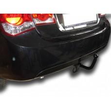 ТСУ Leader Plus для Chevrolet Cruze хэтчбек (2008-2015) (C211-A, без электрики)