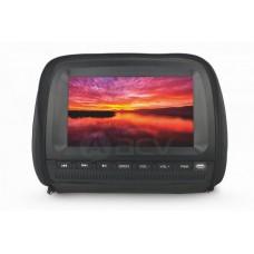 ACV AVM-609HD BL монитор-подголовник черный (2шт)