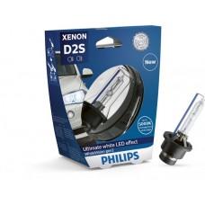 D2S PHILIPS 85V 35W Xenon WhiteVision gen2 5000К