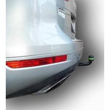 ТСУ Лидер-ПЛЮС для Audi Q7 (2005 - 2015) (V124-BA, без электрики)
