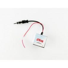 Адаптер УКВ-FM для японских автомагнитол 76-90Мгц